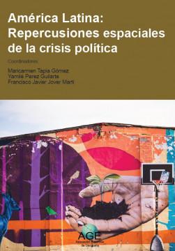 Publicación del libro América Latina: Repercusiones espaciales de la crisis política
